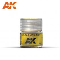 AK REAL COLOR - CLEAR YELLO