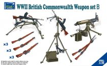 Rich Models WWII British Commonwealth Weapon Set B