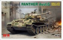 Rye Field Model Panther Ausf.G Early/Late makett