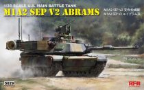 Rye Field Model M1A2 SEP V2 ABRAMS makett
