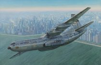 Roden C-133A Cargomaster makett