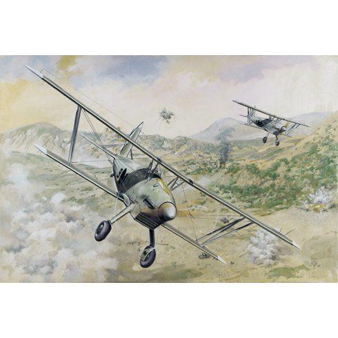 Roden Arado Ar 68E makett
