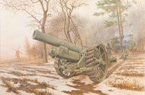 Roden BL 8-inch Howitzer Mk VI makett