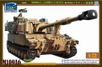 Riich Models M109A6 Paladin Self-Propelled Howitzer makett