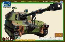 Riich Models M109A2 Paladin Self-Propelled Howitzer makett