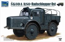 Riich Models Skoda RSO - Radschlepper Ost makett