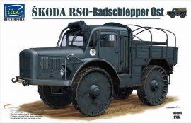Riich Models Skoda RSO - Radschlepper Ost