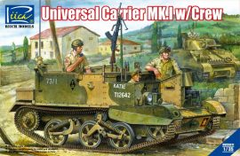 Riich Models Universal Carrier Mk.1 with Crew