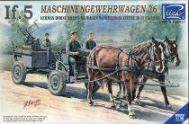 Riich Models IF.5 Maschinengwehrwagen 36.