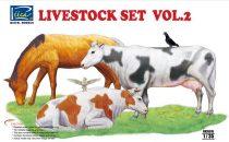 Riich Models Livestock Set Vol.2