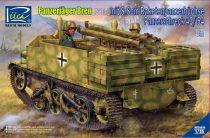 Riich Models Panzerjäger Bren 731(e) mit 8.8 cm Raketenpanzerbüchse makett