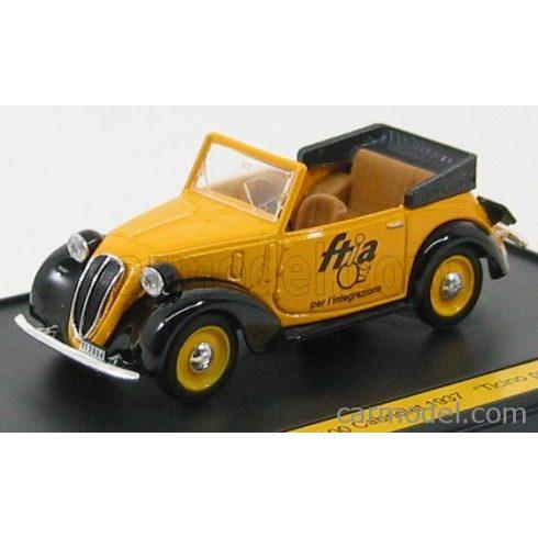 BRUMM PROM FIAT 1100 CABRIOLET 1937 FTIA 2004