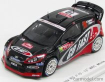 SPARK MODEL FORD FIESTA RS WRC N 10 13th RALLY MONTECARLO 2012 HENNING SOLBERG ILKA MINOR