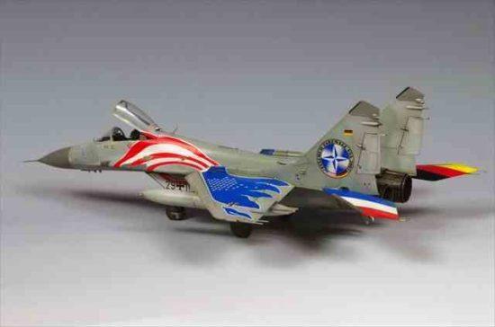 Great Wall Hobby Luftwaffe JG.73 Operation Sniper 2003 makett