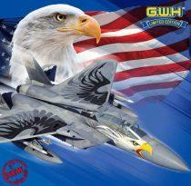Great Wall Hobby USAF F-15C OREGON ANG 75th Annversary Limited Edition makett