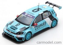 SPARK MODEL VOLKSWAGEN GOLF GTi TCR N 1 WINNER MACAU GUIA RACE 2016 S.COMINI