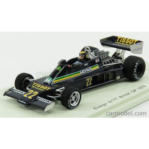 SPARK-MODEL ENSIGN F1 N 177 N 22 ENGLISH GP 1978 D.DALY