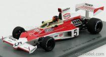 SPARK-MODEL McLAREN F1 M23 N 5 MONACO GP 1974 E.FITTIPALDI