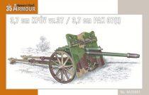 Special Armour 3,7 cm PAK 37(t) makett