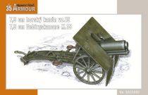 Special Armour 7,5 cm Gerbirgskanone M.15 makett