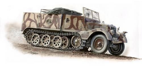 Special Hobby SdKfz 11/4 Nebelkraftwagen