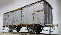 Sabre GERMAN RAILWAY COVERED G10 WAGON makett