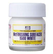 Mr. Finishing Surfacer 1500 White alapozó