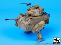 Black Dog XP-M4 Sherman army vers Little John
