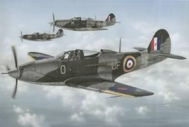 Special Hobby Airacobra Mk. I/P-39F In RAF and RAAF Service