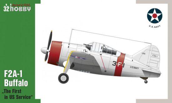 Special Hobby F2A-1 Buffalo