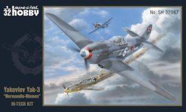 Special Hobby Yakovlev Yak-3 Normandie Niemen