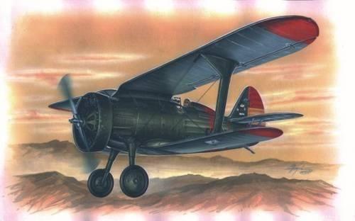 Special Hobby Polikarpov I-15 Chato Guerra civil en Espana makett