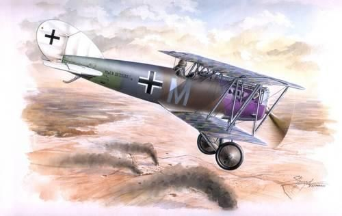 Special Hobby Pfalz D. XII Late Version