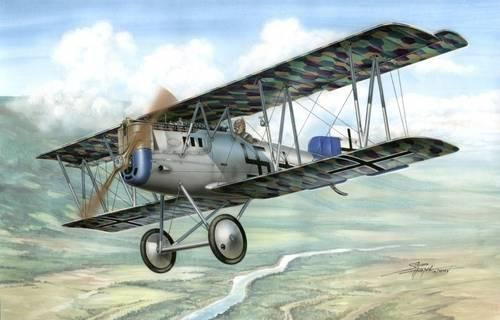 Special Hobby Pfalz D.XII Early Version