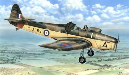 Special Hobby Miles M.14A Magister Mk.I Hawk Trainer III