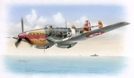 Special Hobby Loire-Nieuport LN 40/401 French