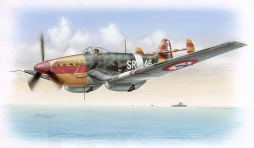 Special Hobby Loire-Nieuport LN 40/401 French makett