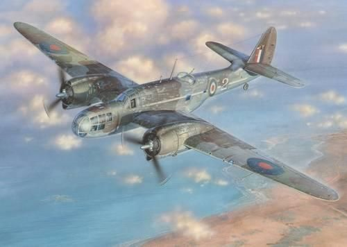 "Special Hobby Maryland Mk.I/II 'Warburton's War"" makett"