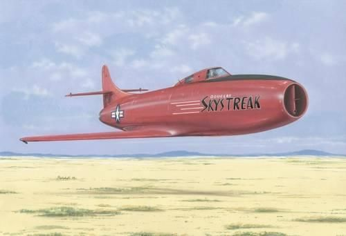 Special Hobby D-558-1 Skystreak makett