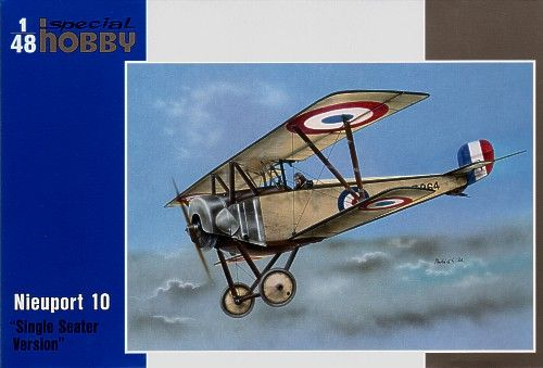 Special Hobby Nieuport 10 Single Seater makett