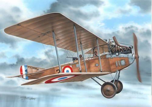 Special Hobby Albatros C.III Captured & Foreign Serv. makett