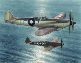 "Special Hobby Seafire Mk.XV ""Far East Service"""