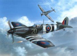 Special Hobby Supermarine Seafire Mk.III D-Day Fleet E