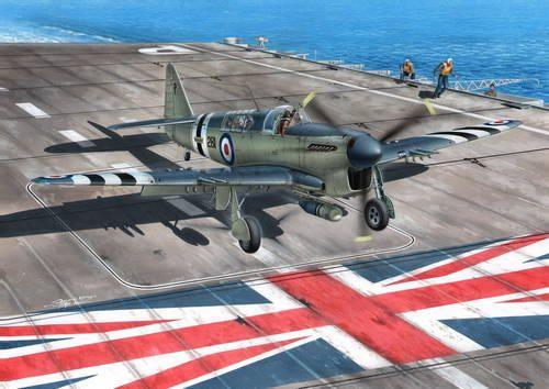 Special Hobby Fairey Firefly FR Mk.I The Initial Briti makett