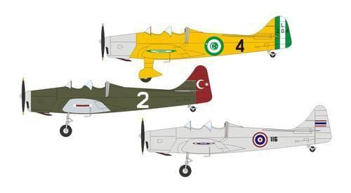 Special Hobby Miles M.14 Hawk III/Magister Mk.I Eg.Tu.