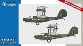 Special Hobby Walrus Mk.I Air Sea Rescue
