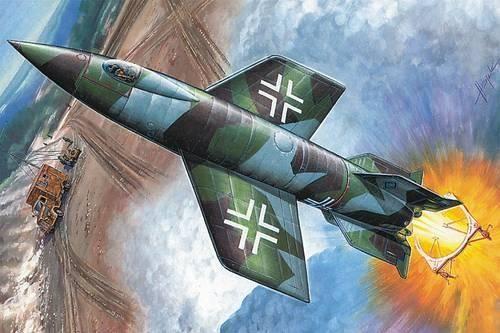 Special Hobby EMW A 4b Raketenprojekt