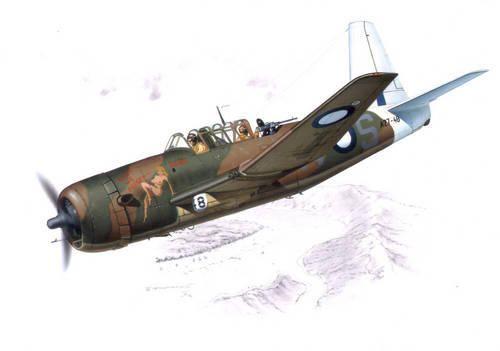 Special Hobby Vultee Vengeance Mk. I/II