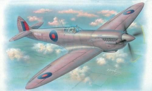 Special Hobby Spitfire Mk.X