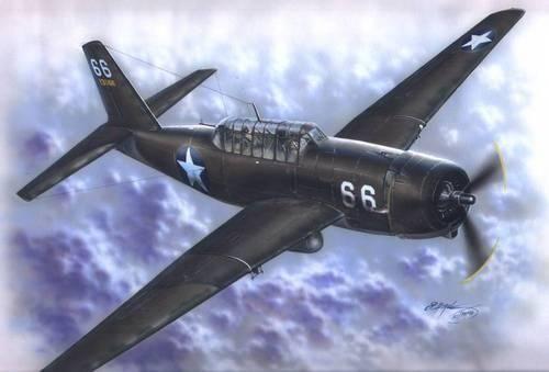 Special Hobby Vultee A-35 Vengeance makett